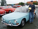 Best T34 Coupe: Paul Peeters' Chrome Blue 1969 Automatic Coupe