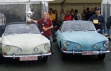 Top Two T34s: Jorg's M341 & Paul's M343